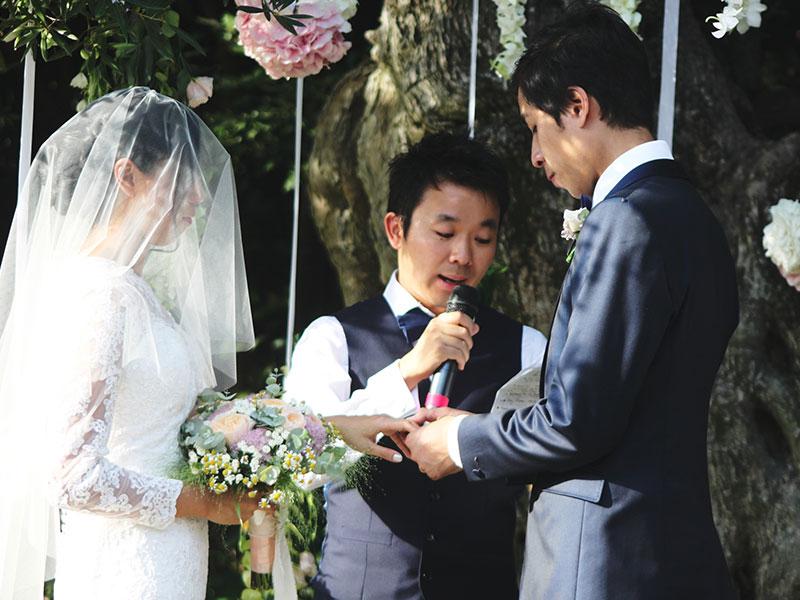 Matrimoni dal mondo 1