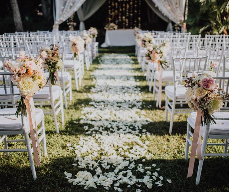 Il numero 1 del wedding service 1