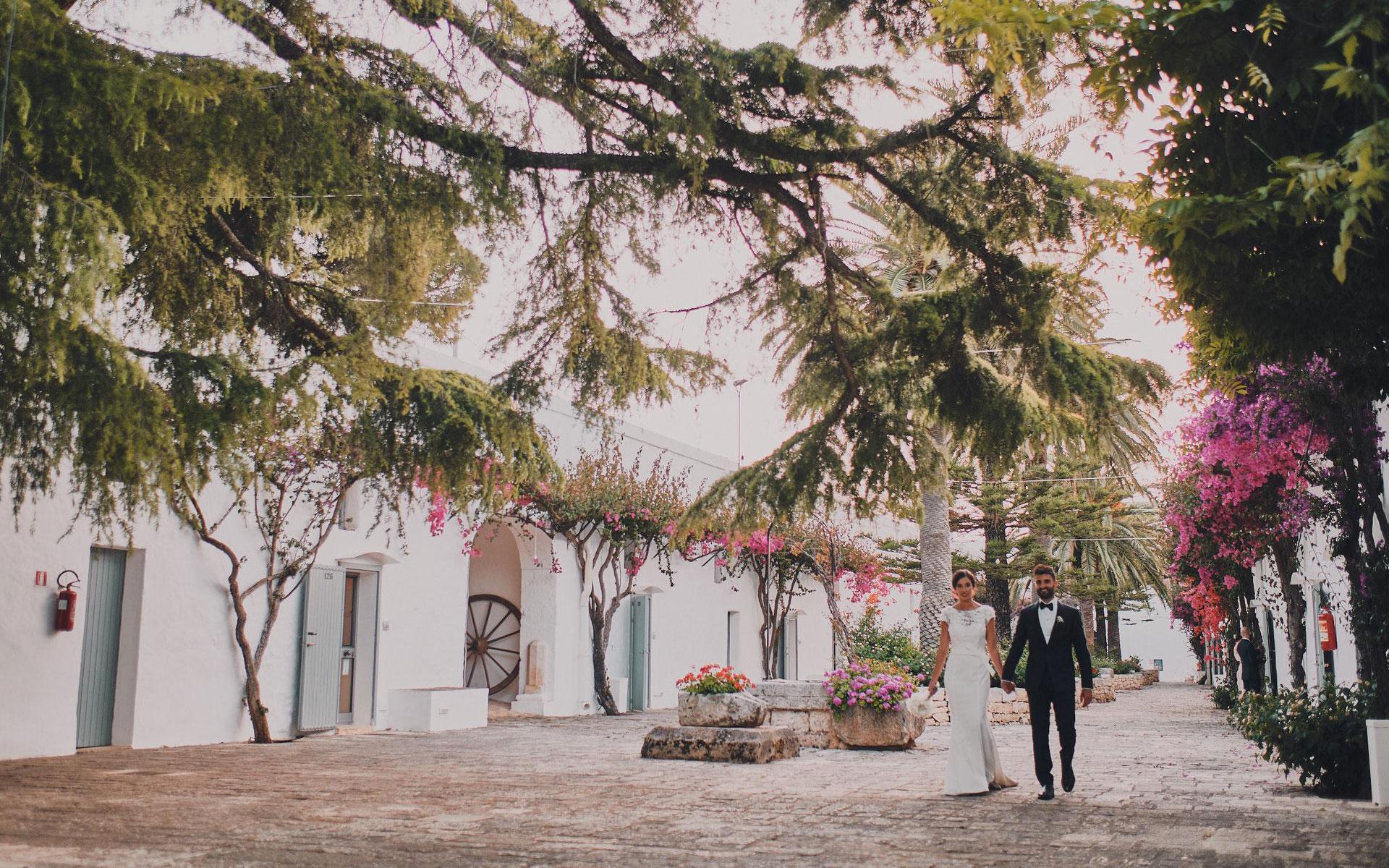 Vincitori Italian Wedding Awards: Masseria Montalbano migliore Location 2